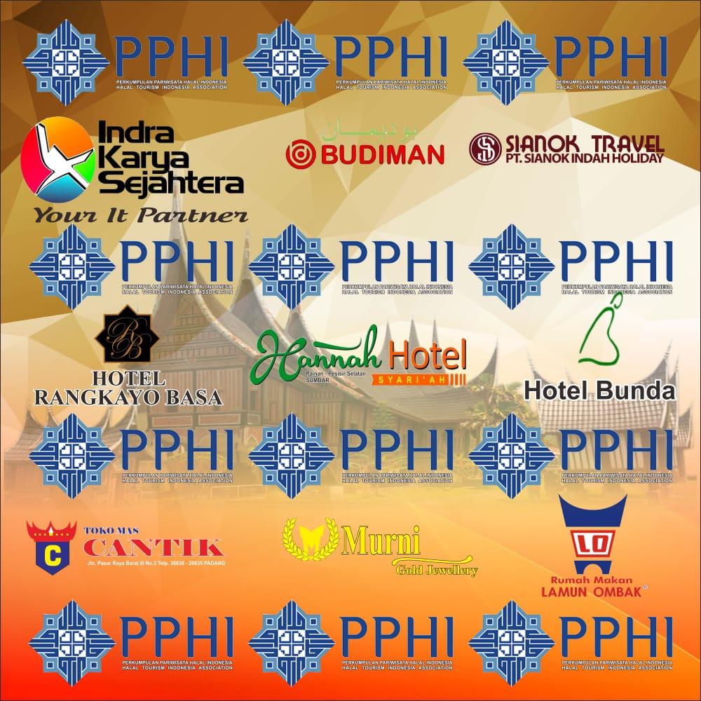backdrop PPHI Sumbar